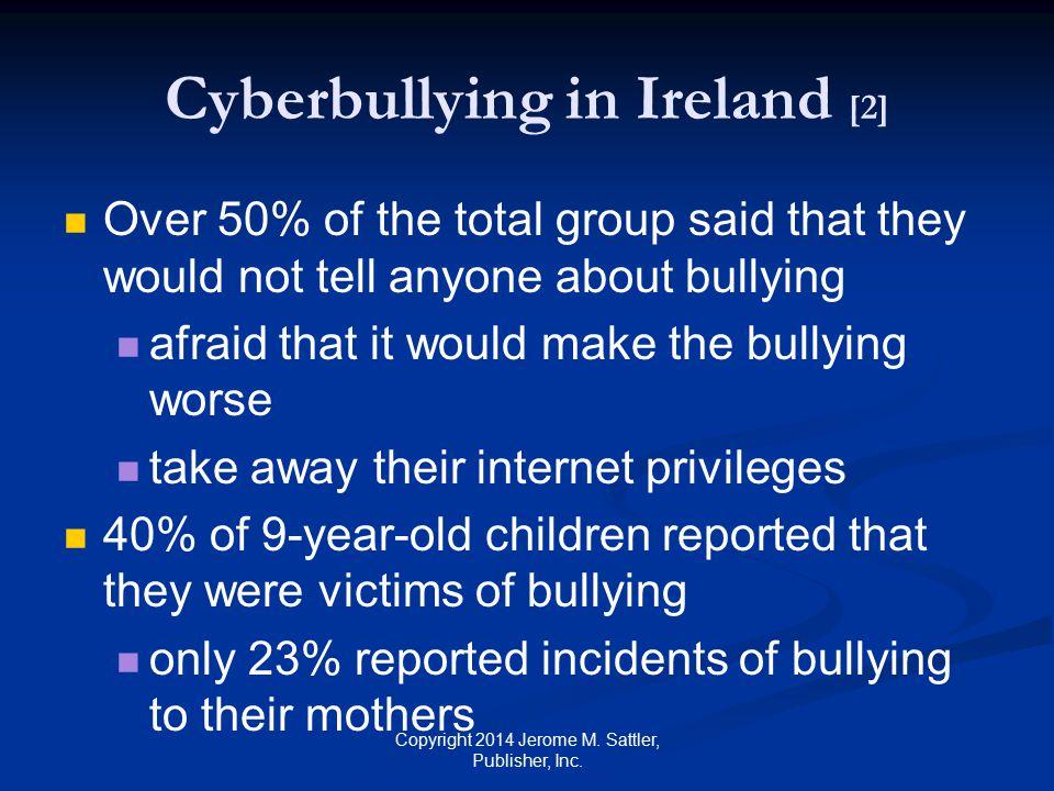 Cyberbullying in Ireland [2]